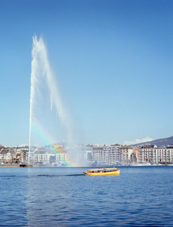 Geneva - Heart of French Switzerland.