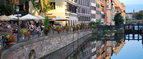 Strasbourg - crossroads of Germany and France