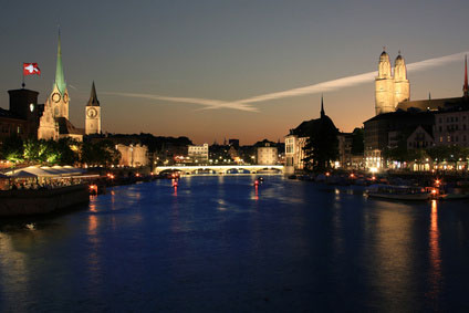 Zurich - City at the Lake.