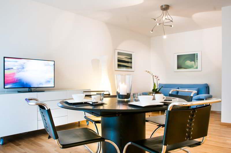 2-х комнатная квартира для пациентов и их родственников расположена в 8 минутах пешком ортопедической клиники Gelenk-Klinik
