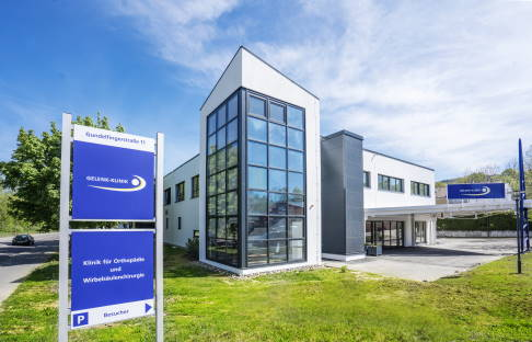 Orthopedic specialist and clinic in germany