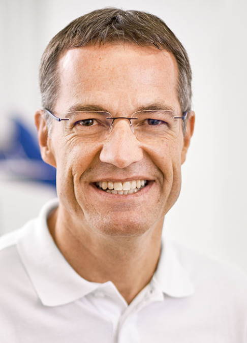 Dr. Dirk Hömig, MD, Orthopaedist and Trauma Surgeon